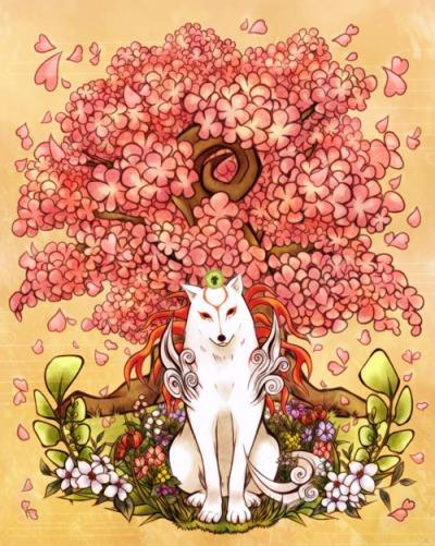 Ammy-and-Cherry-Blossom-okami-amaterasu-32460805-500-627