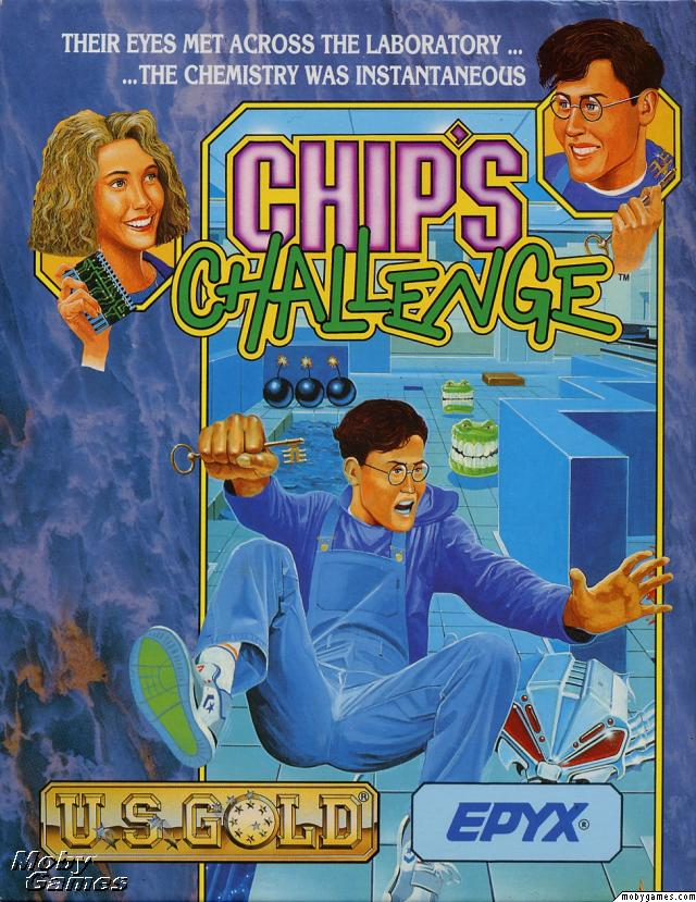 Chip's Biggest Challenge Was Marketing...
